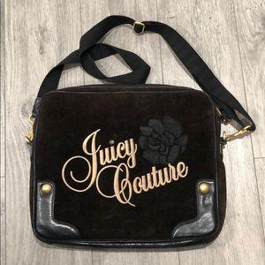 Juicy Couture Laptop Bag in Black